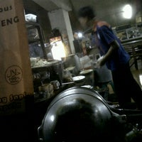 Photo taken at Bakmi Jawa Pak. H. Minto by Indrayana P. on 10/24/2011