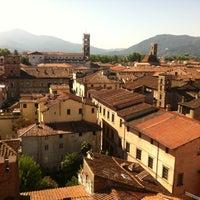 Photo taken at Torre Guinigi by Jeff W. on 9/14/2011