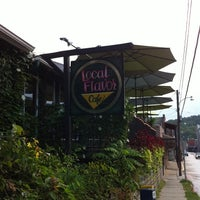 Photo taken at Local Flavor Cafe by Scott J. on 8/16/2011