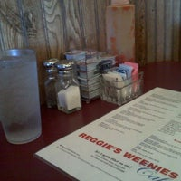 Photo taken at Reggie's Weenie by Libby D. on 8/22/2011