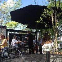 Photo taken at Bistro Byronz by Morgan F. on 4/5/2012