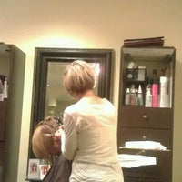 Photo taken at Pon International Salon And Spa by Laura M. on 1/28/2012