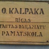 Photo taken at O.Kalpaka RTDP by Ricards B. on 11/11/2011