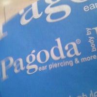 Photo taken at Piercing Pagoda by Ibraheem Abe O. on 9/26/2011