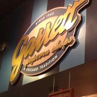Photo taken at Garrett Popcorn Shops - Navy Pier by Jillian on 7/11/2012