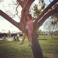 Photo taken at Kids Rock at Orange County Great Park by Christian v. on 1/29/2012