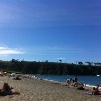 Photo taken at Playa de Barayo by Jorge on 8/19/2012