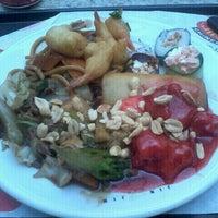 Photo taken at Jin Jin Chinese Food by Mauro M. on 10/4/2011