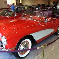 Photo taken at Nethercutt Collection & Museum by Jennie S. on 2/18/2012