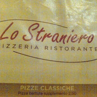 Photo taken at Pizzeria Lo Straniero by Naga N. on 9/6/2011