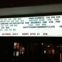 Photo taken at Magic Lantern: Carlton Cinema by James V. on 4/8/2011
