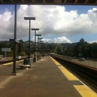 Photo taken at Rockridge BART Station by Antoine H. on 10/5/2011