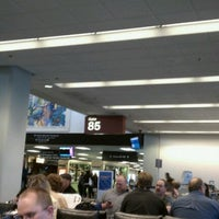 Photo taken at Gate 85 by Lee M. on 3/16/2011