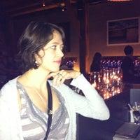 Photo taken at Saluté Wine Bar by Samantha G. on 10/23/2011