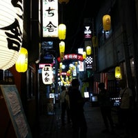 Photo taken at 長崎居食屋 はち舎 by kokey on 8/10/2012