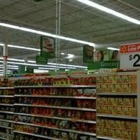 Photo taken at Walmart Supercenter by Roland M. on 9/23/2011