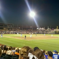 Photo taken at Werner Park by Jordyn L. on 7/14/2012
