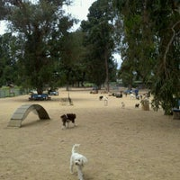 Photo taken at Recreation Park Dog Park by Randy S. on 6/15/2011