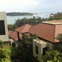 Photo taken at Nora Buri Resort & Spa by Aummarit C. on 2/18/2012