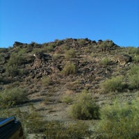 Photo taken at Mormon Trailhead by Dick R. on 5/15/2012