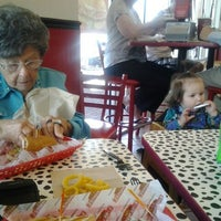 Photo taken at Firehouse Subs by Elisa F. on 11/5/2011