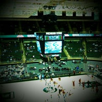 Photo taken at Breslin Center by Dean C. on 11/20/2011