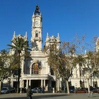 Photo taken at Ajuntament de València by Paco H. on 1/19/2012