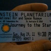 Photo taken at Albert Einstein Planetarium by Jake W. on 8/14/2011