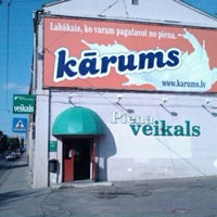 Photo taken at Piena veikals. Kārums by krūze on 7/12/2011