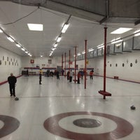 Photo taken at Schenectady Curling Club by Sara M. on 1/7/2012