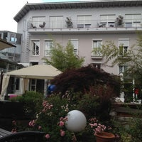 Photo taken at Hotel Domicil Leidinger by Christoph G. on 6/27/2012