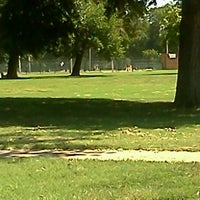 Photo taken at Fairgrounds Park by Quintin B. on 8/19/2011