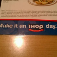 Photo taken at IHOP by Deanna P. on 1/30/2012