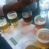 Photo taken at Pike Brewing Company by Kristofer M. on 8/4/2011