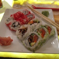 Photo prise au Kanki Japanese House of Steaks & Sushi par Robbie R. le8/25/2012