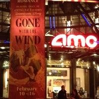 Photo taken at AMC Downtown Disney 12 by Nancy R. on 2/12/2012