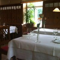 Photo taken at Restaurant Riedenburg by Stephan M. on 8/11/2012