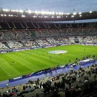 Photo prise au Stade de France par Tinoy le9/11/2012