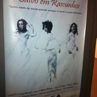 Foto tirada no(a) Teatro Viga por Renata C. em 10/13/2011