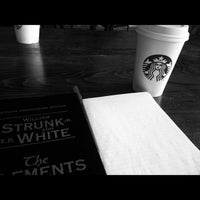Photo taken at Starbucks by Richard N. on 10/28/2011