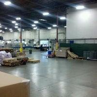 Photo taken at FedEx Ship Center by matthew g. on 4/1/2012