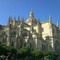 Photo taken at Catedral de Segovia by Daniel M. on 10/22/2011