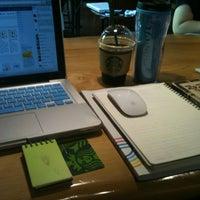 Photo taken at Starbucks by MinJeong K. on 4/30/2012