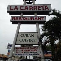 Photo taken at La Carreta by Dixon J. on 6/6/2012