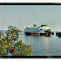 Photo taken at Edmonds-Kingston Ferry by Amelia R. on 9/12/2011