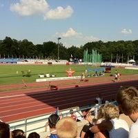 Foto scattata a Kadrioru staadion da Helene V. il 7/23/2011