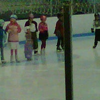 Photo taken at John Armstrong Memorial Ice Rink by Bob M. on 10/31/2011