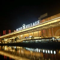 Photo taken at Pluit Village by Gus Mraz G. on 1/3/2012