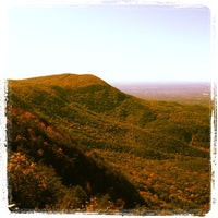 Photo taken at Fort Mountain State Park by Brandon L. on 10/22/2011