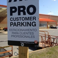 Photo taken at The Home Depot by Justin K. on 4/13/2012